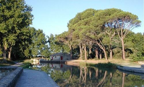 jonction du canal