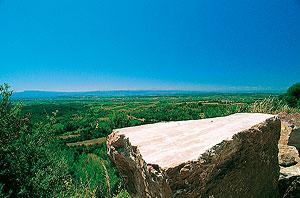 carrières de marbre de caunes minervois