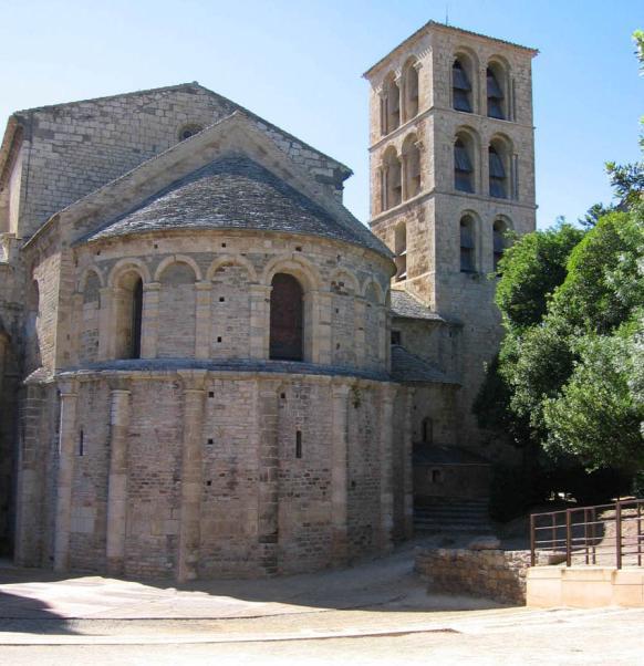 Abbaye de Caunes-Minervosi